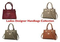 Women Handbag Leather Designer Lady Handbag Shoulder Tote Purse Party Bag 78812