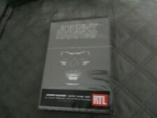 "DVD NEUF ""JOHNNY HALLYDAY - RESTER VIVANT TOUR""  concert Bruxelles"