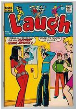 LAUGH COMICS #245 1971 SEXY VERONICA HEADLIGHTS COVER BRONZE AGE!
