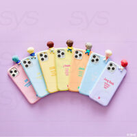 BTS Official Authentic Goods CHARACTER Figure Color Jelly Case Nickname Ver