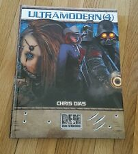 Ultramodern 4 - Dungeons & Dragons 4E Chris Dias Ex Machina game book RPG guide