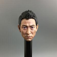 1/6 Scale Andy Lau Head Sculpt Lau Tak Wah Headplay Infernal Affairs