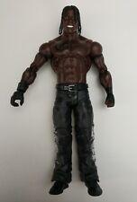 WWE R-Truth Figure Mattel Basic 13 WWF WCW ECW TNA ROH NXT NWA NJPW WCCW nWo Toy