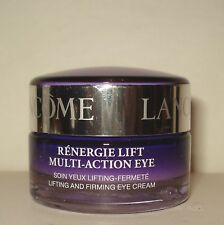 Lancome Renergie Lift Multi  Action Eye Cream  Full Size 0.5 oz/15 g New