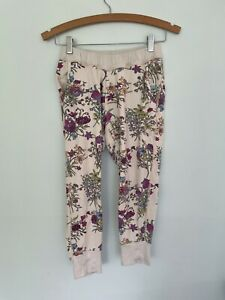 SPELL & THE GYPSY queen cream joggers size S small excellent RARE unicorn pants