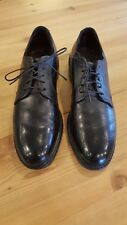 Foot-So-Port Men's Black Leather Suburban Walking Shoe Hawthorne Classics USA 12