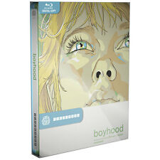 Boyhood Future Shop MONDO X Exclusive SteelBook #002 Blu Ray Free Ship US Seller