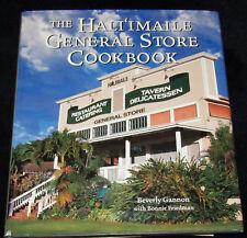 Hawaii SIGNED HALI'IMAILE GENERAL STORE COOKBOOK HC 2001