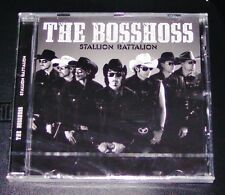 The Bosshoss Stallion Battalion CD plus vite expédition
