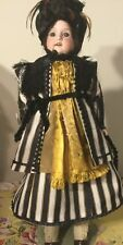Stunning GERMAN ARMAND MARSEILLE BISQUE DOLL 370 AM. O 1/2 Dep 20""
