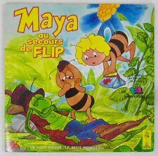 Maya l'Abeille 45 tours Livre Disque 1978 Flip
