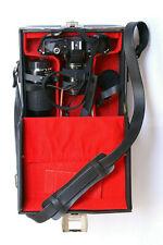Minolta X - 300 schwarz + Tokina 28-70mm + Tokina 75-200 mm + Kamerakoffer