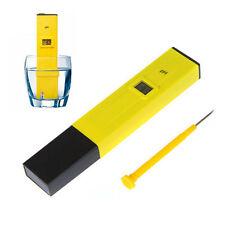 Digital PH Meter Tester Pen Pocket Measure LCD SPA Pool Water Advanced Sale