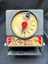 Vintage Darkroom Timer Audible Repeating Timer Simmon Omega M-59 J-2970