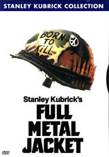 FULL METAL JACKET DVD VIETNAM WAR MOVIE STANLEY KUBRICK MODINE R. LEE EMERY USMC