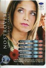 Torchwood TCG Trading Card #026 Nostrovite