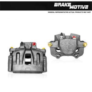 Front OE Brake Calipers Pair For 2007 2008 2009 2010 Suzuki SX4