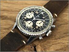 BREITLING Navitimer 24 Hour 809 Chronograph Venus 178 - Vintage 1960s Cosmonaute