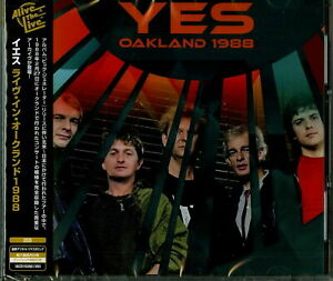 YES-OAKLAND 1988-IMPORT 2 CD G27