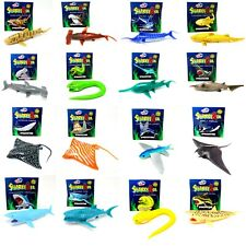 DeAgostini Sharks & Co. Maxxi Edition Serie 2 - komplett Set alle 16 Figuren Hai