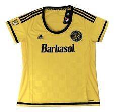 adidas MLS Womens Columbus Crew Clima-Cool Soccer Jersey NWT M, L, XL