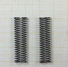 4 x Druckfeder, Länge 31mm, Außen Ø4mm, Drahtstärke 0,5mm