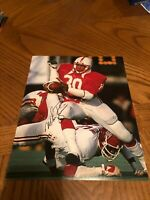 MIKE ROZIER NEBRASKA CORNHUSKERS SIGNED AUTOGRAPHED 8X10 PHOTO 2