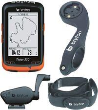 CICLOCOMPUTER GPS BRYTON 530t + DUAL SENSOR + SU + CAD + HRT