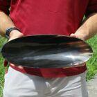 12 x 4-1/2 inch Polished Buffalo horn Boat Tray from India taxidermy # 40794
