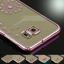 Cristal Pissenlits Transparente Coque Rigide Samsung Galaxy S6 Edge