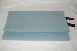 "2 Aquis Adventure Britanne Microfiber Head Exercise Towels 28"" x 15' NWOT"