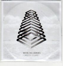 (EH944) We're No Heroes, Ghost Coast - 2012 DJ CD