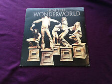 URIAH HEEP wonderworld LP Record RARE 1974