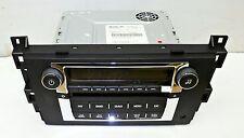 New GM Cadillac AM/FM/CD Radio 25758502 917NAD