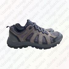Hi Gear Sierra Walking Shoes Size UK 7 EU 40 Charcoal Grey Pink Code: ZHG1892