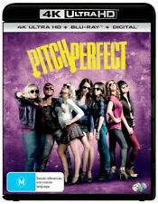 Pitch - 4k Ultra HD UHD & Blu Ray