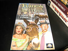 Francis Covers the Big Town-Donald O'Connor-Yvette Dugay