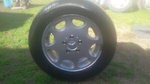 Mercedes W124 200 190 W123 W201 210 202 R15 cerchio in lega R15 Mercedes Benz