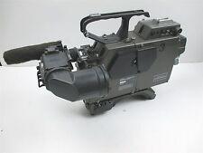 Sony BVP-701S Color Video Camera TV Broadcast Studio Unit 3CCD Dockable Pro