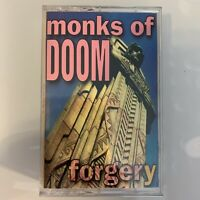 Monks of Doom Forgery (Cassette)