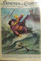 LA DOMENICA DEL CORRIERE N.4 1958