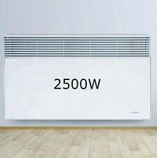 2500W Konvektor Heizkörper Heizstrahler Heizung Heizgerät Elektro Heizer Wärme