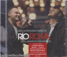 Rio Roma CD NEW Eres La Persona Correcta EN EL Momento Equivocado BRAND NEW