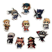 Anime Fate/Grand Order saber Jeanne d'Arc Alter Cosplay Decal Sticker Cute 43pcs