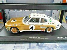 FORD Capri RS 2600 RS2600 24h Spa #4 Fritzinger Franck Kent Minichamps SP 1:18