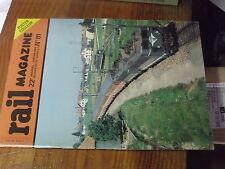 8µ? Revue Rail Magazine n°81 Cahiers Chapelon HEDJAZ 231 G558 Cisalpin-Lutetia