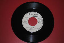 "THE CURE CATCH/CHRISTIAN QUANDO L'AMORE SE NE VA JUKE BOX 7"" 45 GIRI"