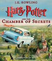 Harry Potter and the Chamber of Secrets: The Illustrated Edition [Harry Potter,