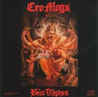 CRO-MAGS - BEST WISHES (1989) US Hardcore Punk =RARE CD= Jewel Case+FREE GIFT