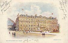 GLASGOW – North British Station Hotel – Scotland - 1907